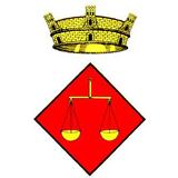 Escut Ajuntament de Prats i Sansor.