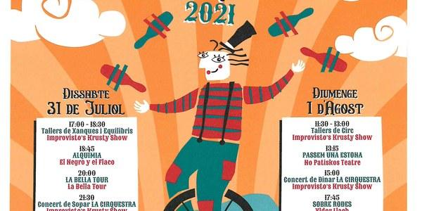 CIRCDANYA FESTIVAL 2021