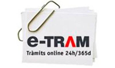 E-Tram. Tràmits 24 hores