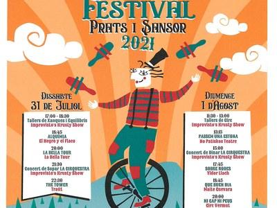 CIRCDANYA FESTIVAL DE CIRC DELS PIRINEUS 2021
